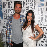 Kourtney Kardashian Gives Birth 2014