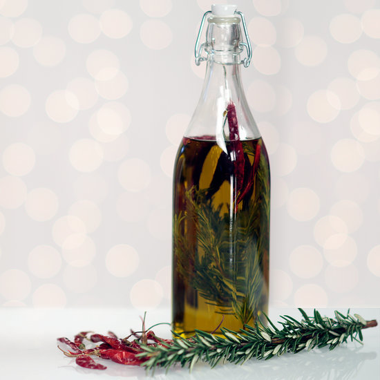 How to Infuse Olive Oil
