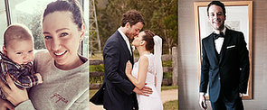 Proof That Hamish Blake and Zoë Foster Blake Do the Cutest PDA Ever