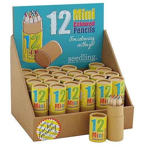 Seedling Mini Colored Pencils