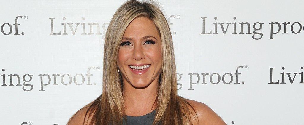 Jennifer Aniston Shares Her Biggest Hair Regret