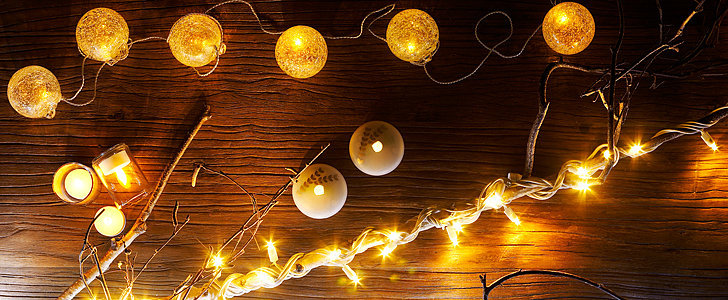 Energy-Saving Holiday Lights That Don't Skimp on Style