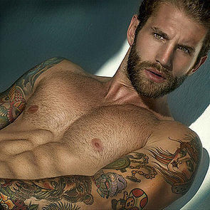 Sexy Instagram Pictures of German Male Model Andre Hamann