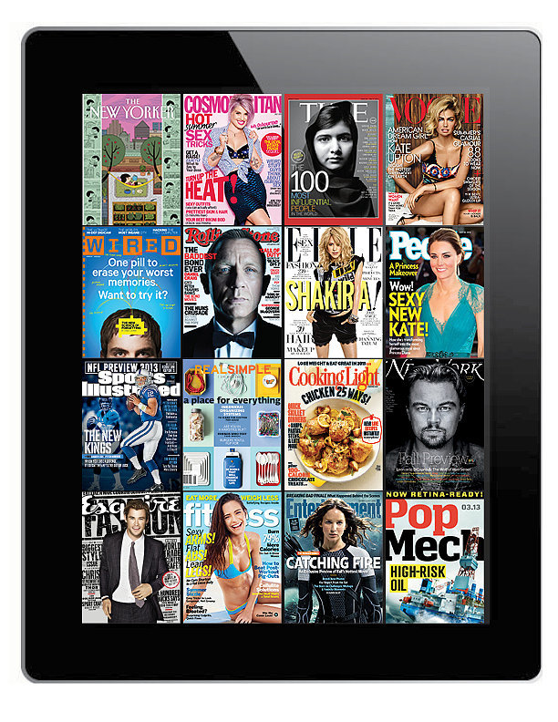 Magazine Reads