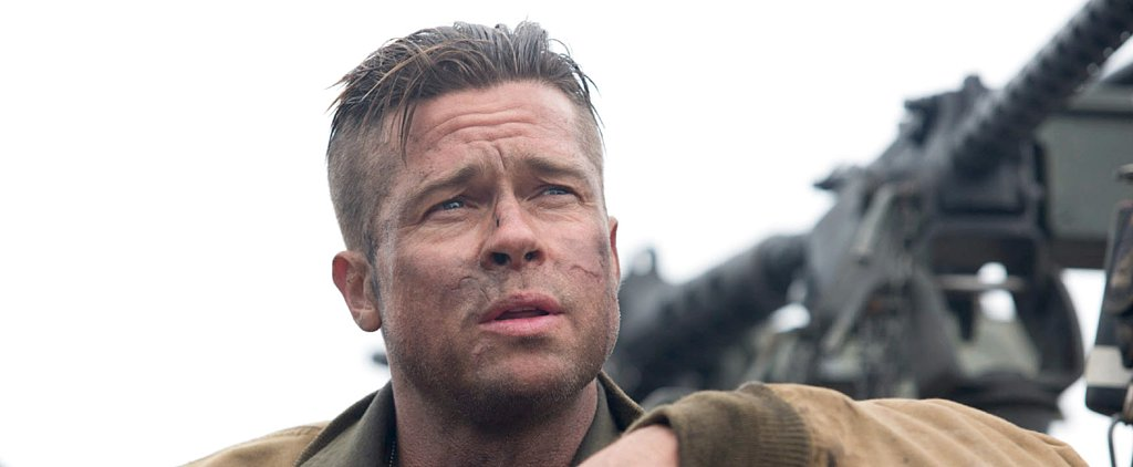 Brad Pitt Has Aged Like a Fine Wine on the Big Screen
