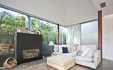 You've Got to See Patrick Dempsey's Minimalist Mid-Century Modern Abode
