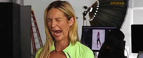 Need a Laugh Today? These Victoria's Secret Bloopers Are Too Funny