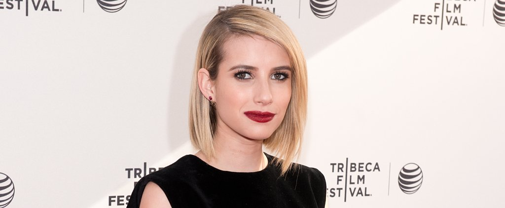 The One Pair of Pajamas Emma Roberts Lives In