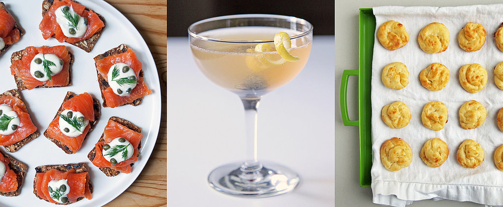 Skip the Menu-Planning For Your New Year's Eve Fete — We Did It For You