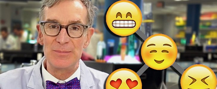 You Have to Watch Bill Nye Explain Evolution With Emoji