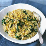 Lemon and Spinach Orzotto Recipe