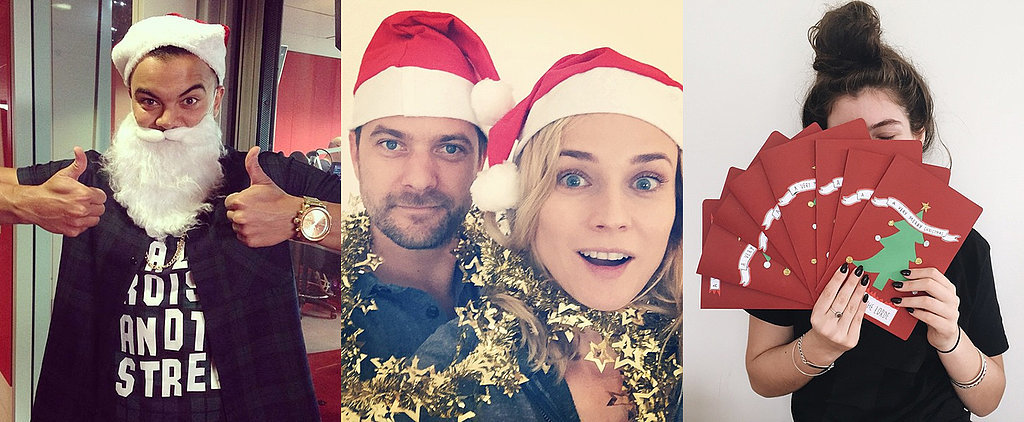 It's Beginning to Look a Lot Like Christmas in These Celebrity Candids!