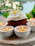 Light Up Winter With DIY Scented Soy Candles (6 photos)