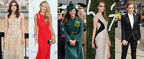 2014's Best Dressed British Female Celebrities