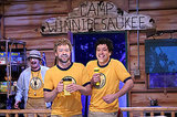Justin Timberlake And Jimmy Fallon's Camp Skit Proves They Have The Best Bromance Ever