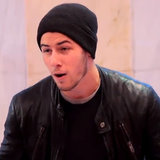 "Nick Jonas Performing ""Jealous"" on FAO Schwarz's Big Piano"