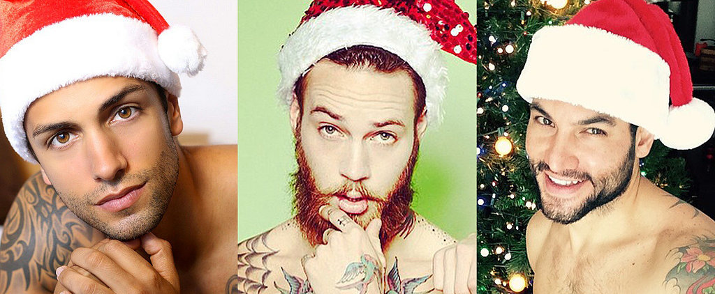 30 Hot Guys That Will Get You in the Christmas Spirit