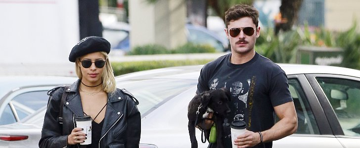 It's Hard to Decide Who's Cuter — Zac Efron or His Adorable New Dog