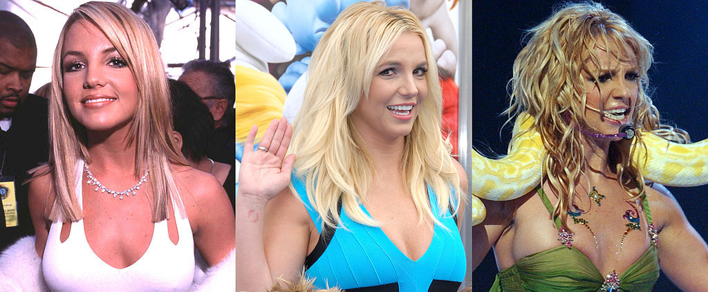 24 Times You Could Tell Exactly What Britney Spears Was Thinking