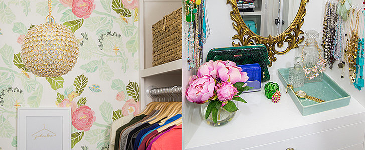 How This Blogger DIYed Her Dream Closet