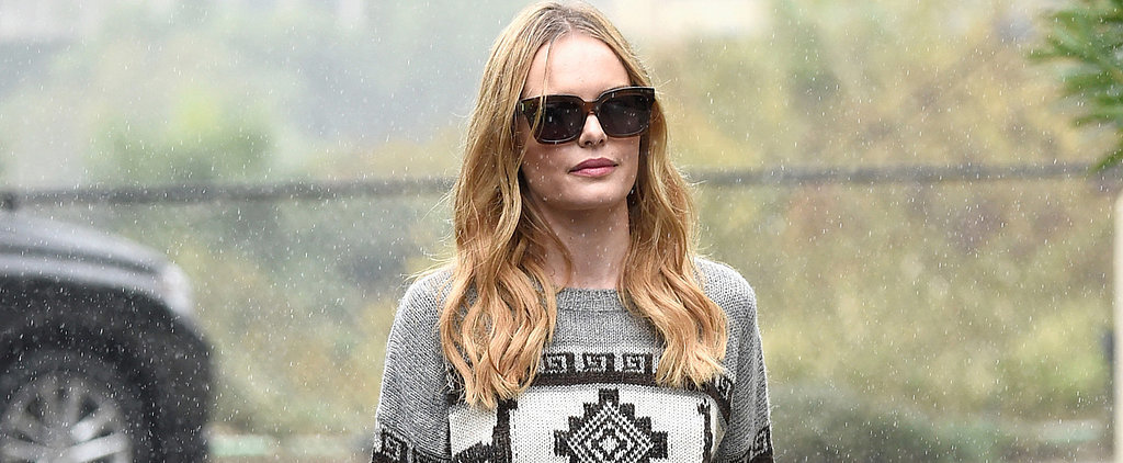 Kate Bosworth Just Debuted Her New Shoe Line in the Greatest Outfit