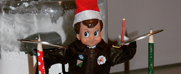 Is Your Elf on the Shelf Sending the Wrong Message?