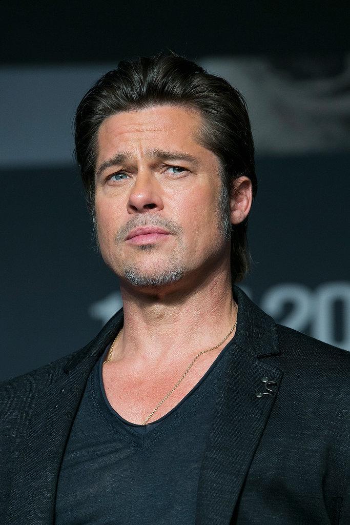 Brad Pitt Best Hair Moments | POPSUGAR Beauty Brad Pitt