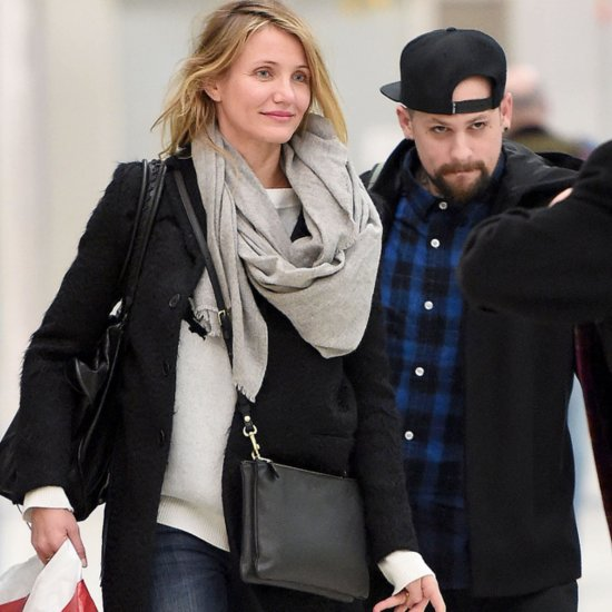 Cameron Diaz and Benji Madden Engagement Rumors