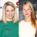 Gwyneth Paltrow judged by Yahoo's Marissa Mayer
