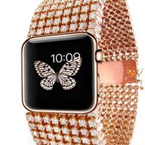 Diamond Apple Watch