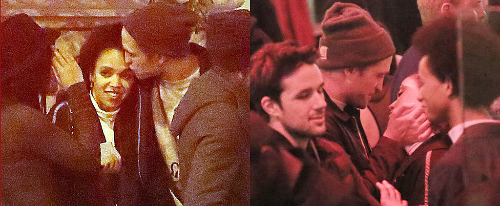 Robert Pattinson and FKA Twigs Have a Hot and Heavy Date Night