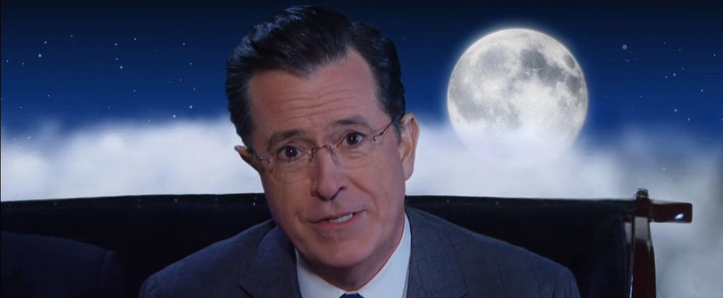 Stephen Colbert Ends The Colbert Report With as Many Stars as Possible