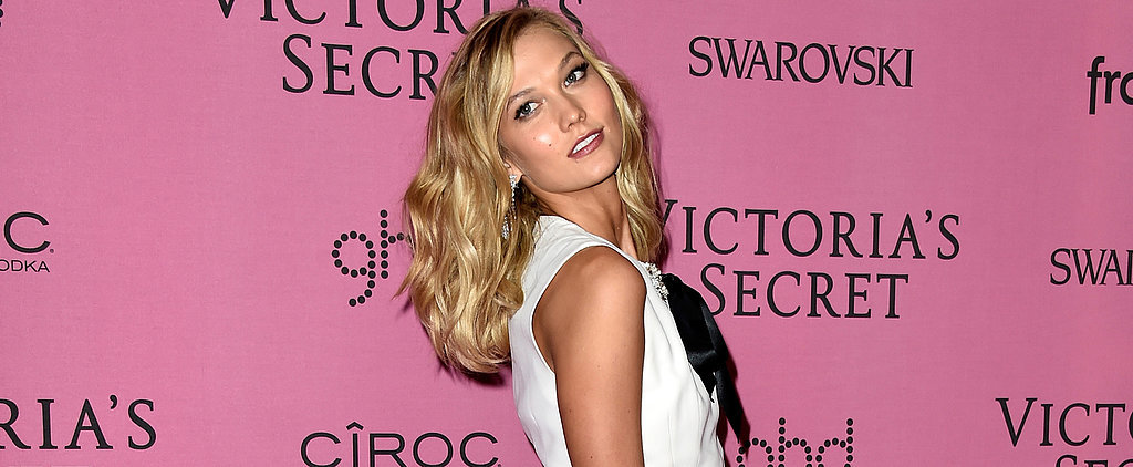 Karlie Kloss Just Gave Us Every Reason to Put on a Little White Dress