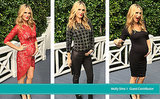 Exclusive: Holiday Maternity Fashion Tips from Molly Sims