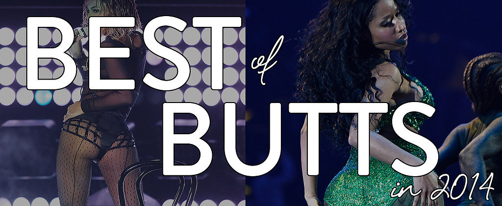 7 Reasons Why 2014 Was the Year of the Booty