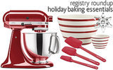Add These Holiday Baking Essentials To Your Registry