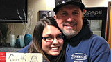 Garth Brooks Gives The Hug of A Lifetime