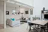 Houzz Tour: A Light-Filled Paris Studio Redesigned for Living (14 photos)