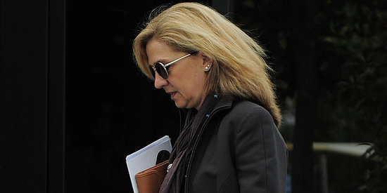 Spain's Cristina To Be Tried For Fraud