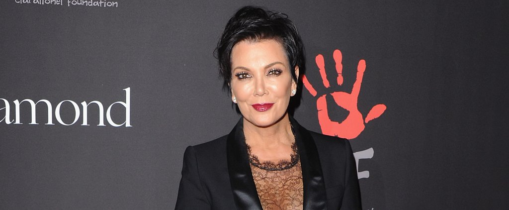 You'll Never Guess Kris Jenner's Celebrity Crush