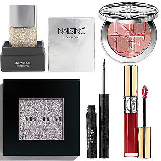 Best Beauty Products With Sparkle For New Year's Eve