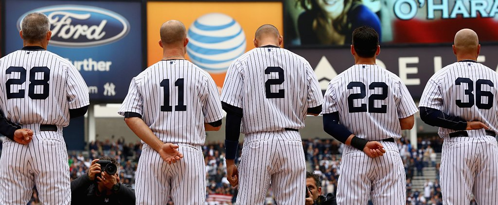 The Incredible Gift the NY Yankees Gave to the Family of Slain NYPD Cop