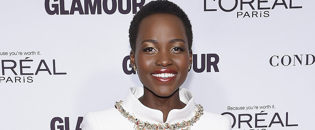 Aw! Lupita Nyong'o Wrote the Sweetest Poem For Her Fans