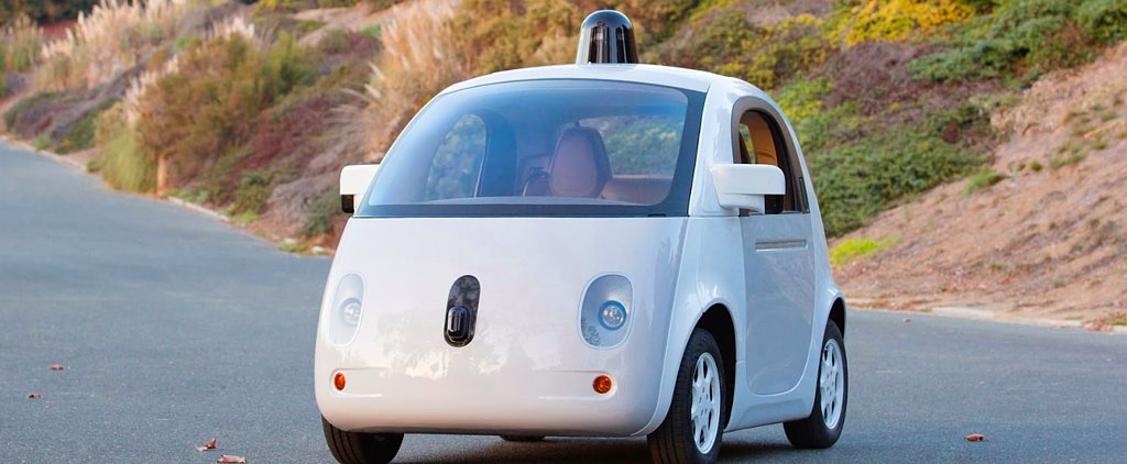 Google's Self-Driving Car Is Here in All Its Glory