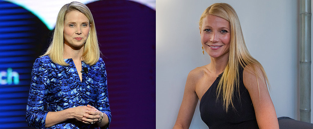 Gwyneth Paltrow Didn't Graduate College, and Yahoo's CEO Isn't Impressed
