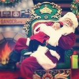Funny Pictures of Kids With Santa