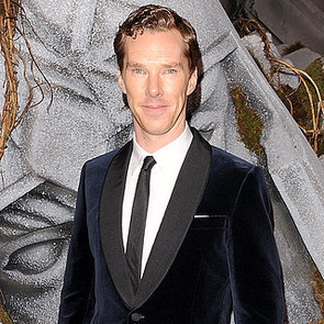 Is This Benedict Cumberbatch as Dr. Strange?