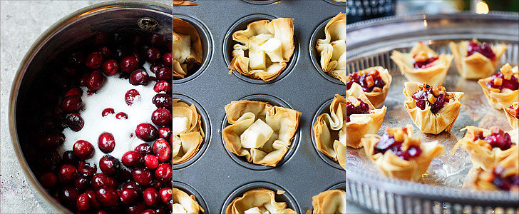 Baked Brie Made Infinitely More Eye-Catching