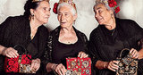 Dolce & Gabbana Ads Feature Awesome Old Ladies