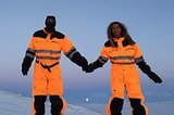 Beyoncé And Jay Z Graced Iceland With Their Presence For Jay Z's Birthday